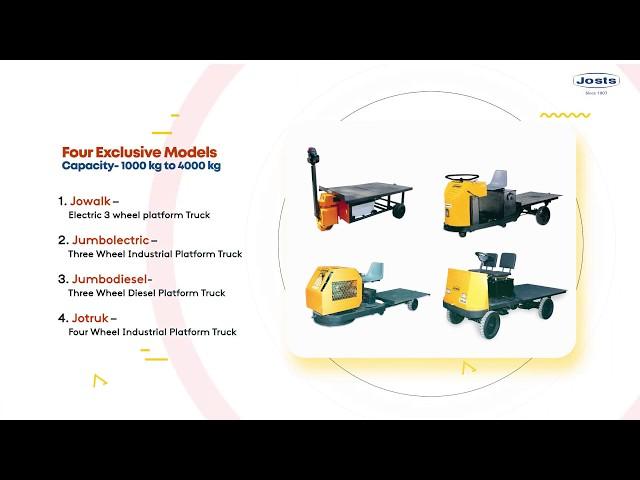 Platform Truck  Product Video