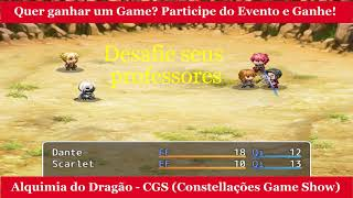 Constellações Game Show 01