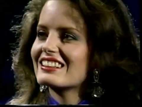 Cecilia Bolocco ( Chile ), Miss Universe 1987 - Personal Interview & Close Up