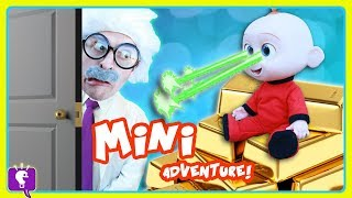 Baby Jack Jack GOLD Treasure ADVENTURE! With HobbyHarry on HobbyKidsTV