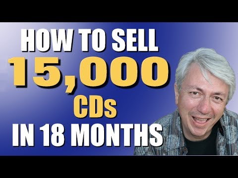 How to Sell 15,000 CDs in 18 Months