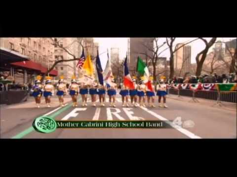 Mother Cabrini High School 2014 parade
