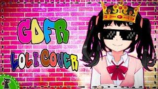 GDFR Cover | Loli Rap?Kawaii Anime Girl Rap?