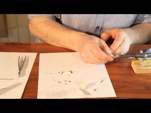 Как изготовить мормышку своими руками