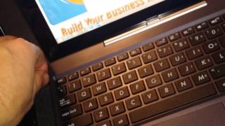 Asus X200 Notebook vs the Asus Transformer 100 Tablet