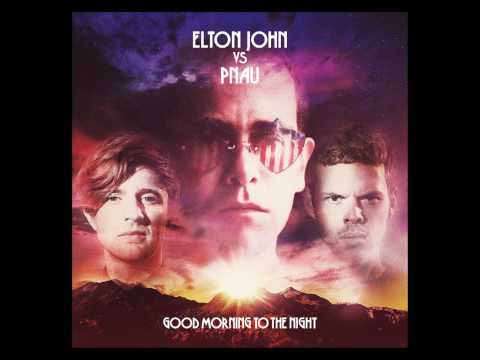 Elton John Versus Pnau - 'SAD' (Radio 2 First play with Ken Bruce)