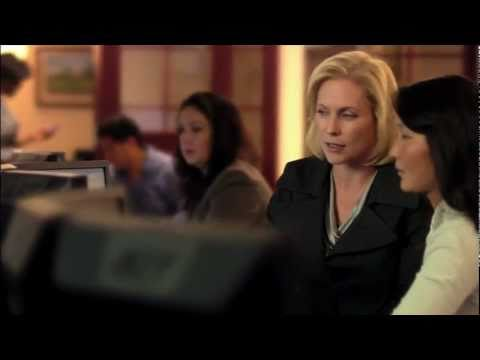 Kirsten Gillibrand: Off The Sidelines