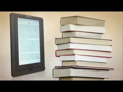 Weltbild.de eBook Reader Produktvideo (HD)