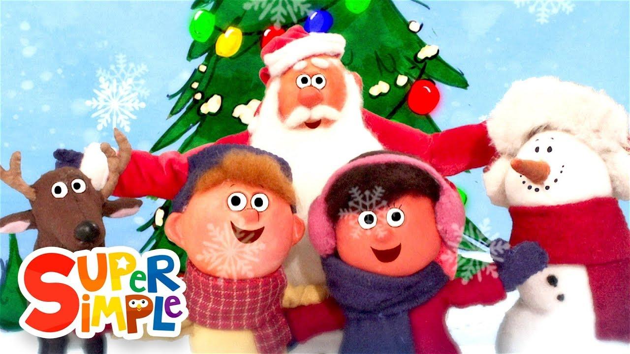 Hello, Reindeer   Children's Christmas Song - YouTube