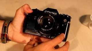 Contax 137 MA Quartz inceleme - HD