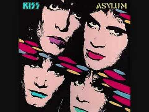 Kiss - Loves A Deadly Weapon