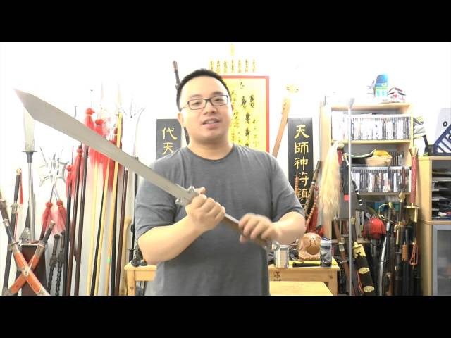 Da Dao War Sword (Condor) The Indestructible Blade