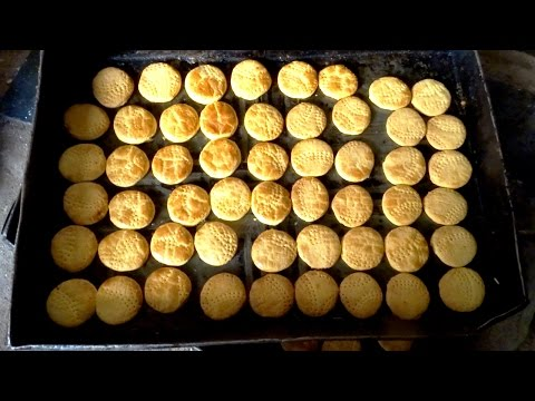 Making of Khara Biscuits in Bakery | Salty Cookie thumbnail