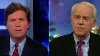Tucker Carlson vs. actor Mike Farrell on