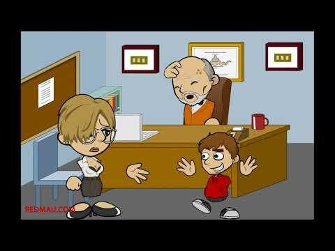 Chiste de Pepito en la Escuela