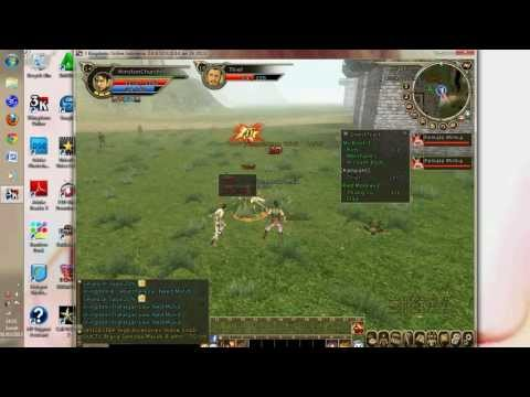 3 Kingdoms Online Indonesia Basic Job Guide Warrior Type Heavy Weapon Test