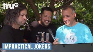 Impractical Jokers - Cauliflower with Cleavage   truTV