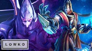 StarCraft 2 Co-op: INSANE Mutation - Growing Threat on Brutal!
