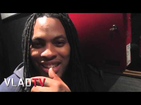 Waka Flocka Talks Gucci Mane Twitter Beef &amp; Arrest