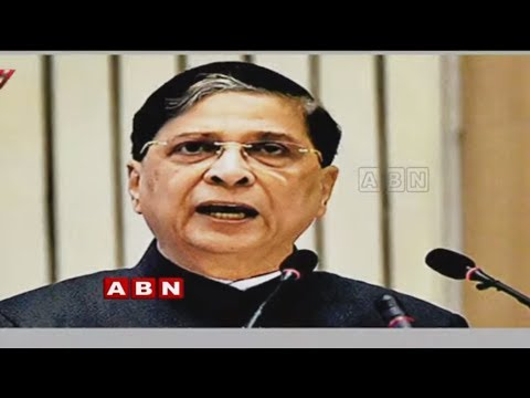 Congress Challenges Rejection Of Impeachment Move Against Chief Justice | ABN Telugu