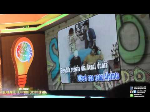 Senario, Datuk Jamali Shadat & Hamid Gurkha terima Anugerah Khas Juri Anugerah Lawak Warna