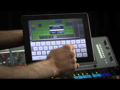 Allen & Heath iLive OneMix Personal Monitoring App