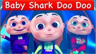 Baby Shark Song | Nursery Rhymes & Baby Songs | Animal Songs | Zool Babies Fun Songs | Shark Doo Doo