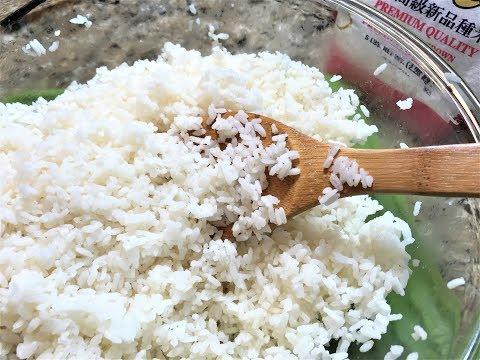 РИС ДЛЯ СУШИ. Идеально Получается Всегда ! How to Cook Rice for Sushi