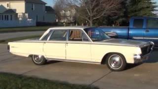 Doug's 1965 Chrysler Newport 4 door sedan