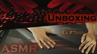 ASMR 💻 Unboxing Gaming Laptop ASUS 💻