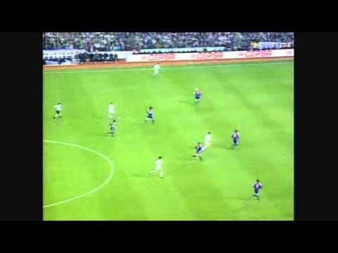 Michael Laudrup vs Barcelona 1995