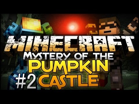 Minecraft: Mystery of the Pumpkin Castle Finale - Part 2!