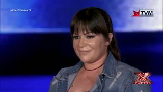 X Factor Malta - The Chair Challenge - Petra