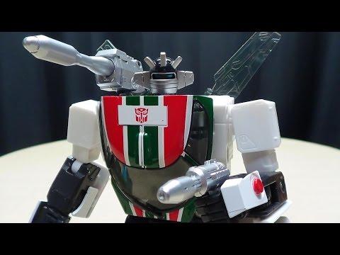 MP-20 Masterpiece WHEELJACK: EmGo's Transformers Reviews N' Stuff
