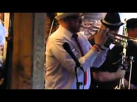 Goldmaster Allstars - Guns of Navarone (Live 21/7/2012)