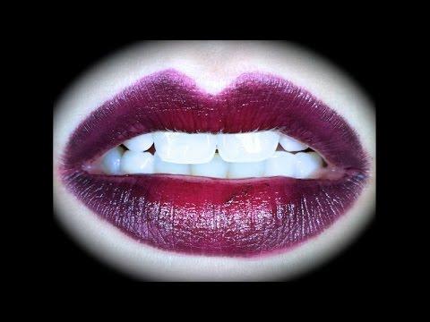 GRWM Courtney Love Gig Lips ft MAC Illamasqua & Lime Crime