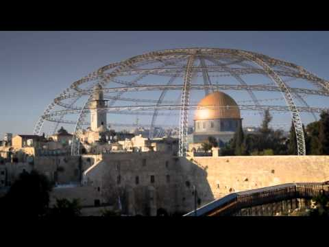 Secular Quarter #3 - Jerusalem 2111 VFX contest
