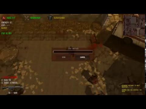 Dead Frontier - BRASIL - Wraiths, Updates e mostrando um pouco da nova end zone (Com Capitão)