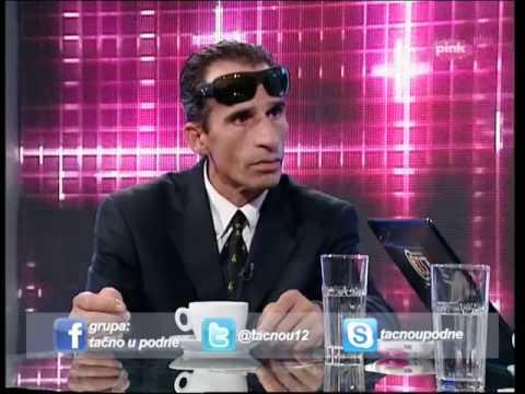 Ekrem Jevric - Tacno u Podne - (Tv Pink - 07.08.2013)