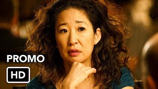 """Killing Eve 1x02 Promo """"I'll Deal With Him Later"""" (HD) Sandra Oh, Jodie Comer series"""