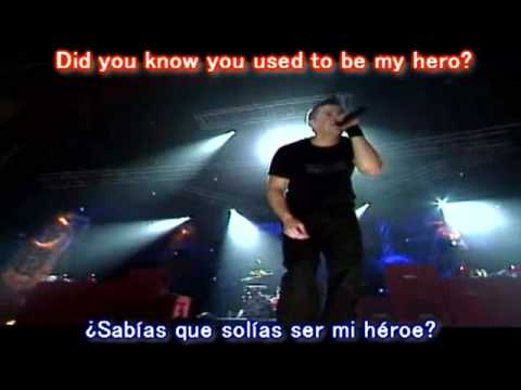 Perfect - Simple Plan    Subtitulado Inglés - Español video