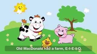 Old McDonald Had A Farm -