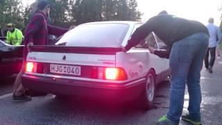Skogenracing: Ford Sierra streetrace