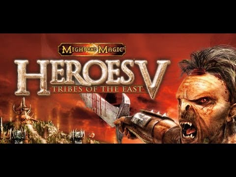 Heroes of Might and Magic V: Tribes of the East Version 3.0 +10 Trainer. П