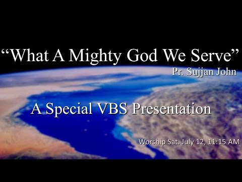 """Worship - """"What A Mighty God We Serve"""" - YouTube"""