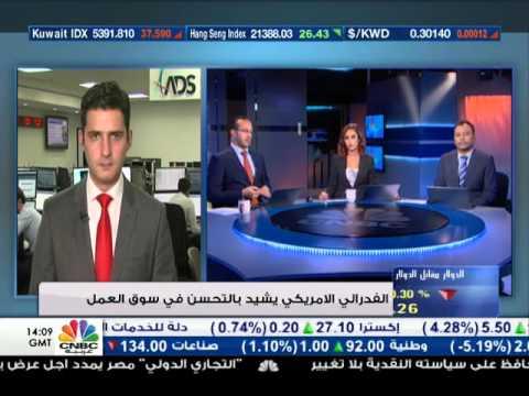 CNBC Arabia interview on Fed, BoJ, RBNZ and Crude Oil 28/04/2016