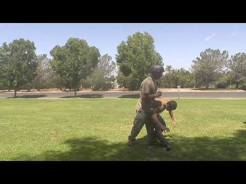 San Diego Systema - Training in the Park - July 2014 Image 1