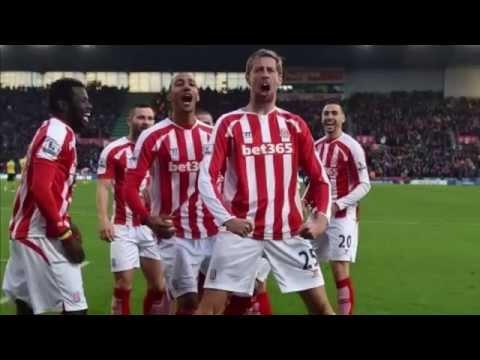 Stoke City vs Arsenal 3-2 2014 All Goals & Highlights Premier League 06/12/2014
