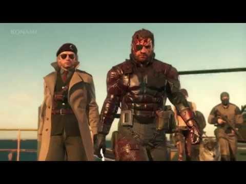 [Videojuegos] Metal Gear Solid V: The Phantom Pain (Trailer final)
