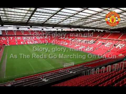 Glory Glory Man United 2nd Version